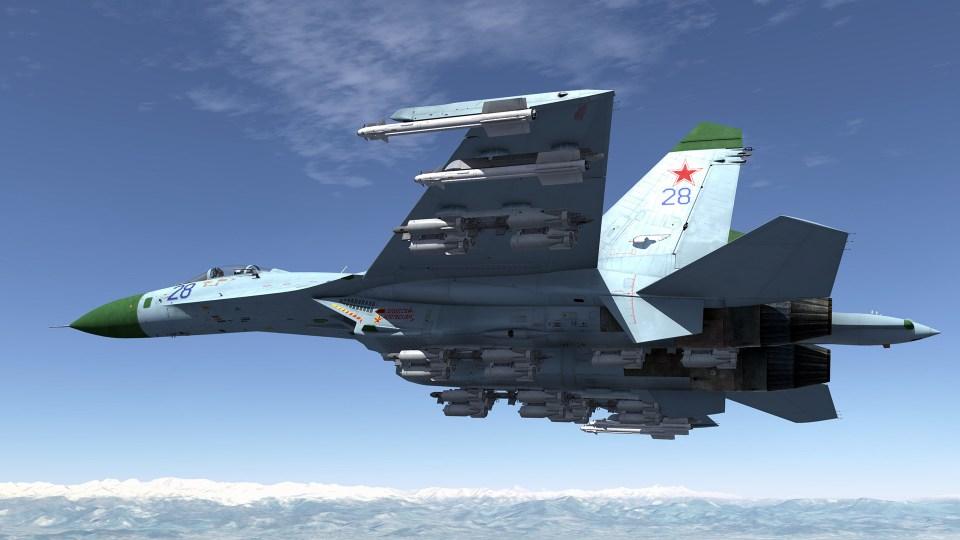 Su-27-samolet